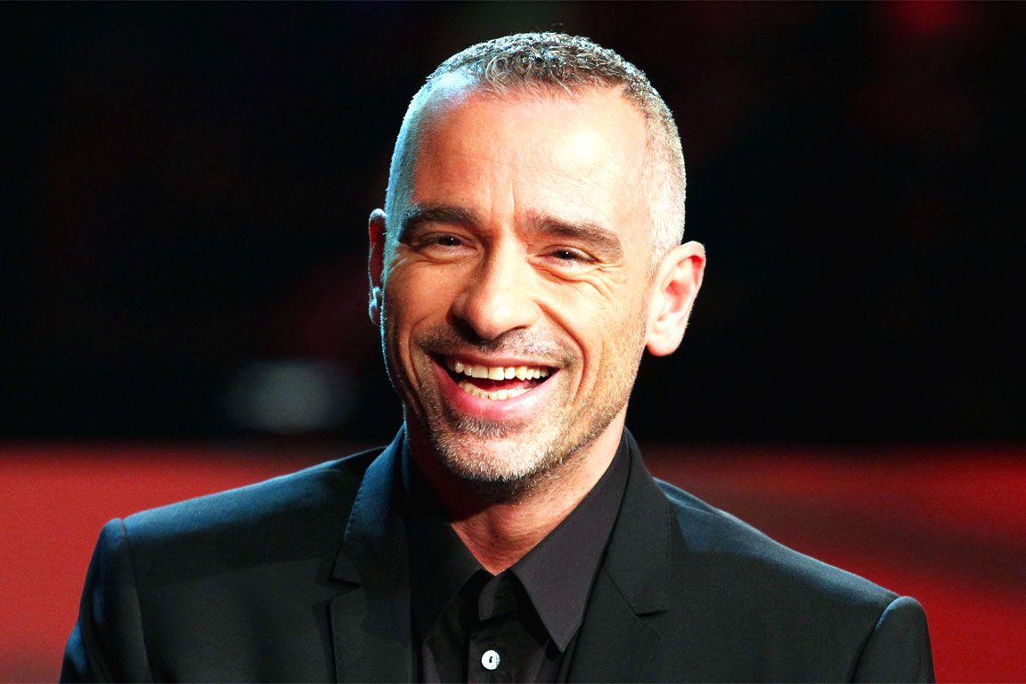 Eros Ramazzotti, 2017 clothing style & tips of the cool attractive  musician & Scorpio
