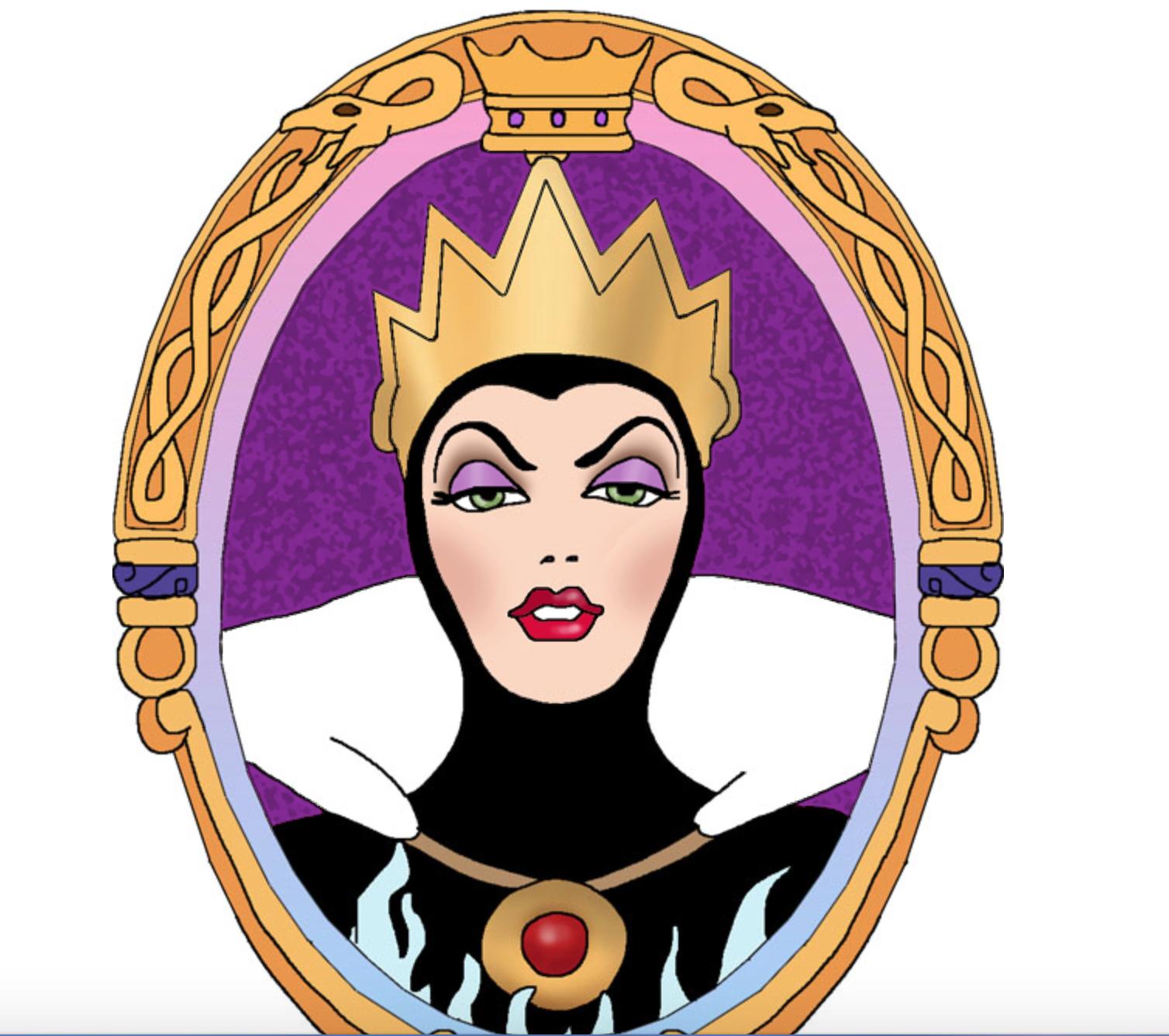 The Evil Queen Snow White S Evil Stepmother Evil Stepmother Disney Villains Aurora Sleeping Beauty