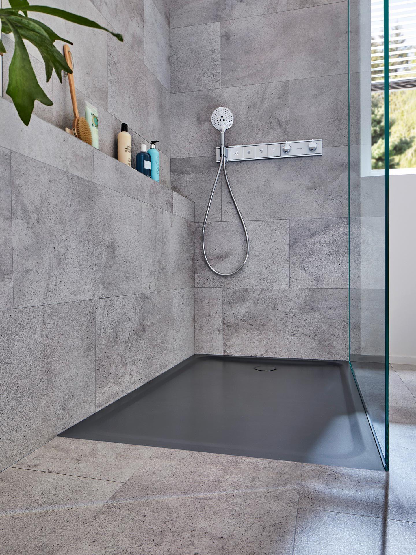 Die Duschflache Cayonoplan Lasst Sich Bodeneben Einbauen In 2020 Dusche Bodengleich Dusche Badezimmer Gestalten
