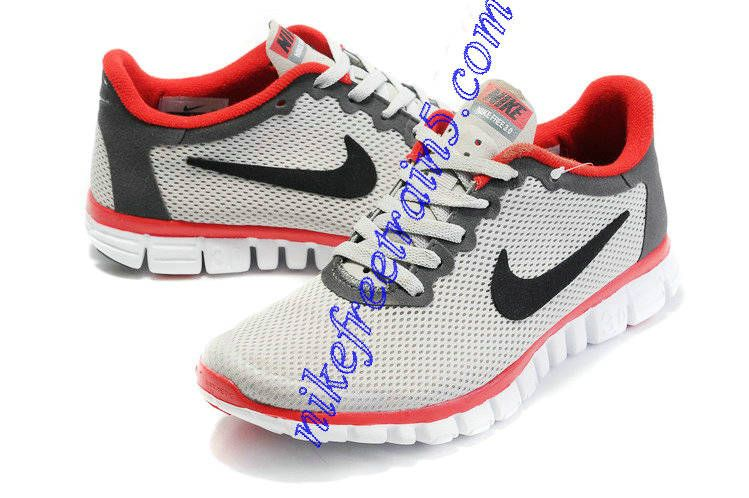 new concept be58c b18bc ... cheap mens running shoes white red dark grey 354574 100 nike free 3.0  v2 1d005 d39a0