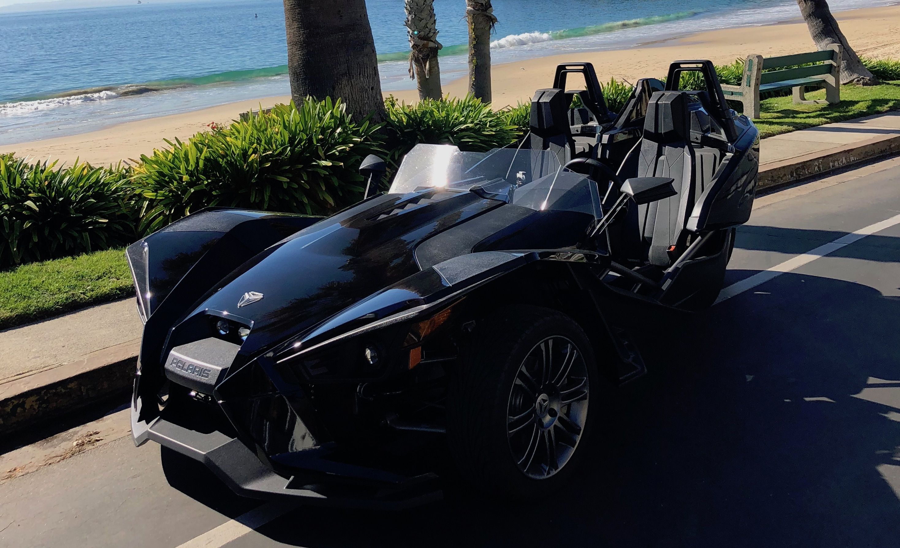 Rent Luis's Polaris Slingshot for a low price on Turo
