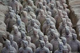 Resultado de imagen para el ejército de terracota el secreto mejor guardado de china