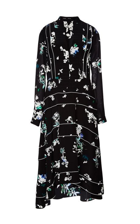 Perfect dress for afternoon tea by Proenza Schouler PF15
