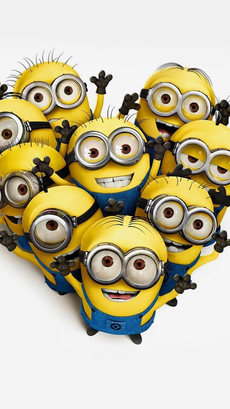 Image For Minions For Iphone Wallpaper Desktop Background #i4wqf