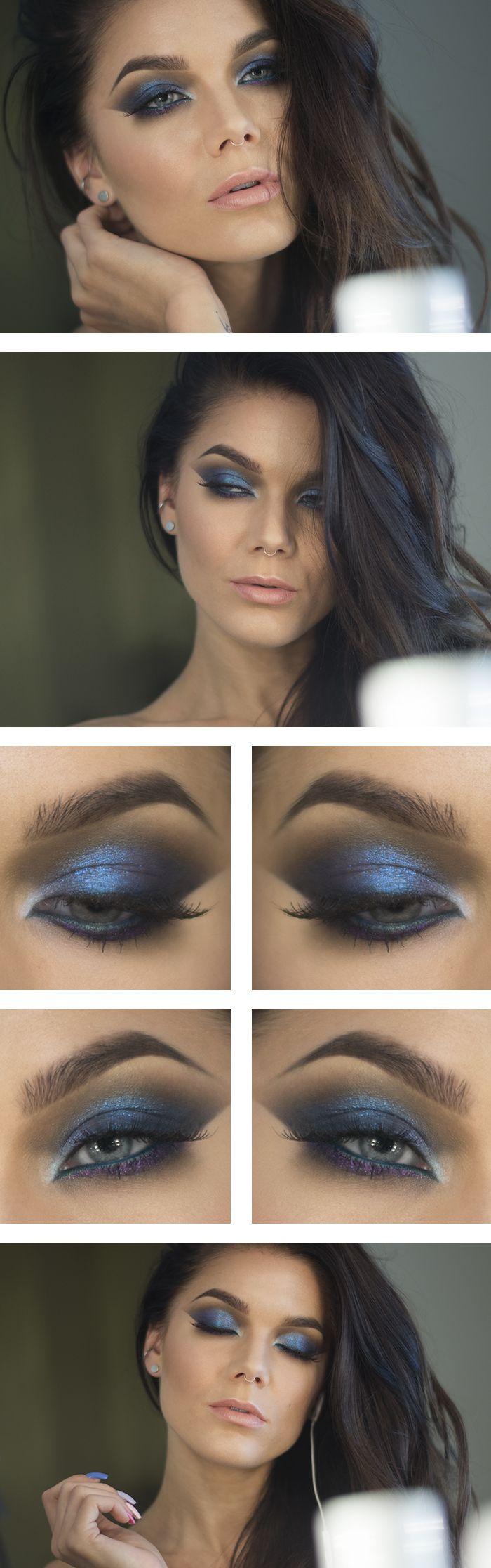 Todays look – Arabic inspired eyes