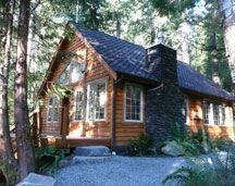 Muir Cabin At Copper Creek Inn At Mount Rainier National