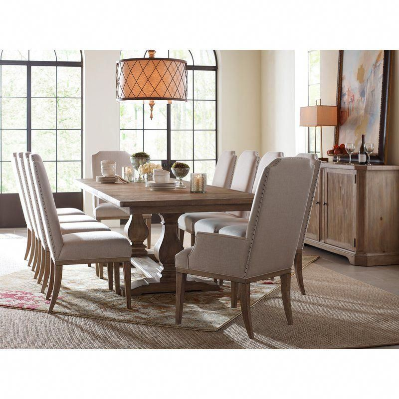 Rachael Ray Home Monteverdi Dining Table Reviews Wayfair Homedecorclassic Dining Table Dining Room Design Dining