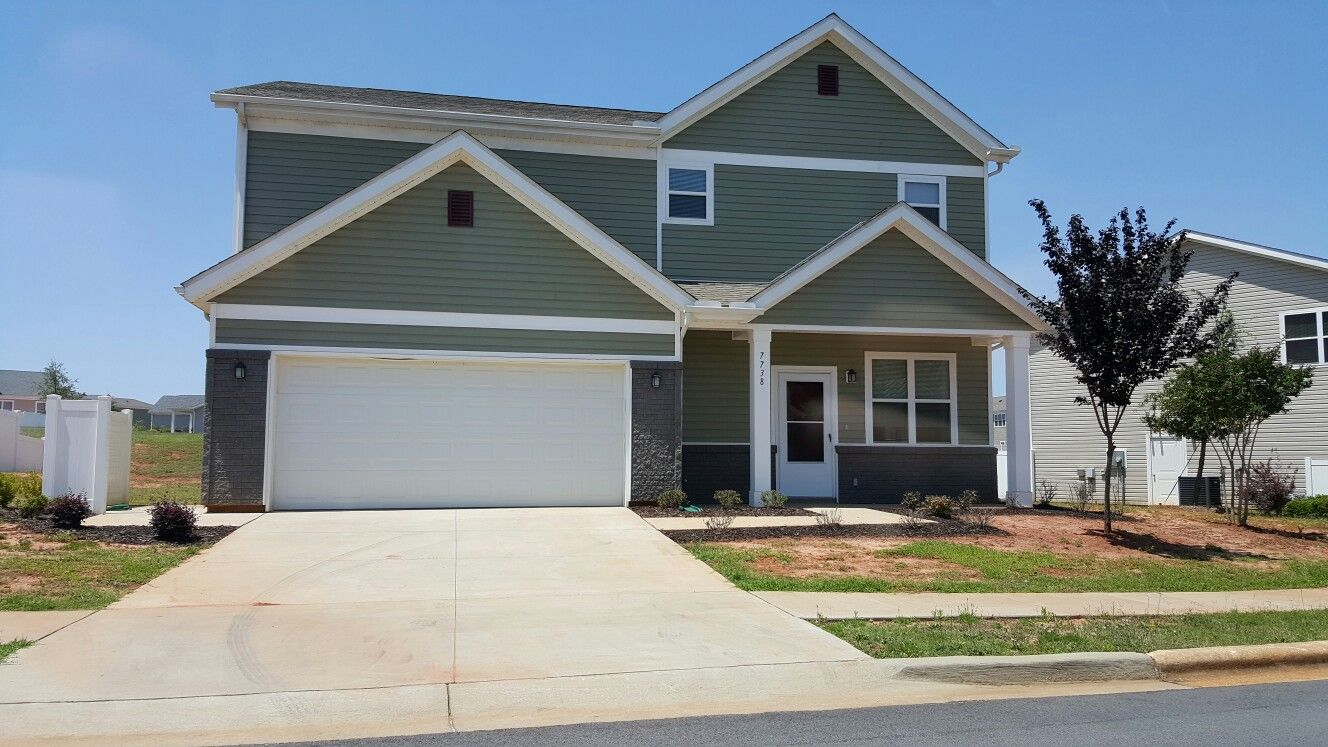 Shaw air force base 3 bed 2.5 bath CGO housing Outdoor