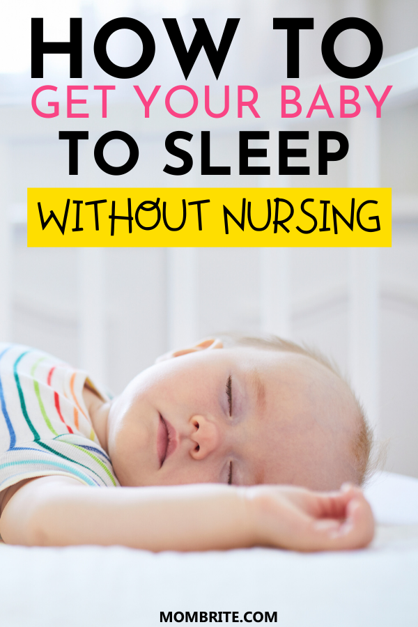 How To Get My Baby To Sleep Without Breastfeeding