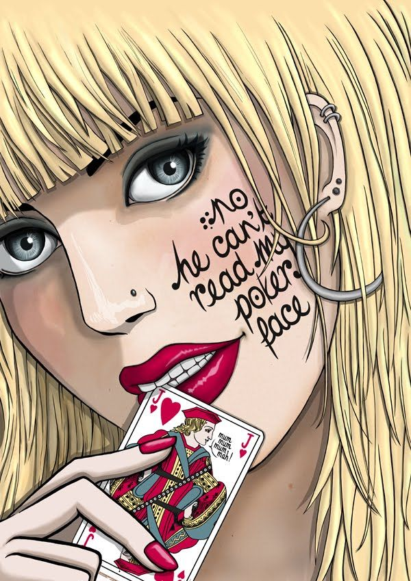 Poker Face Poker Face Lady Gaga Lyrics Songs