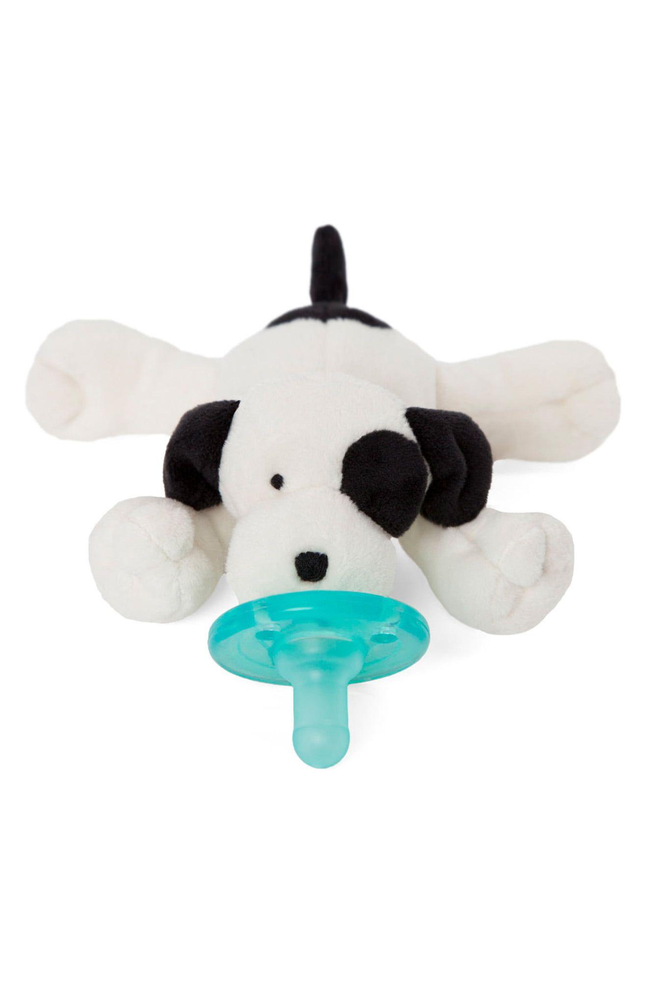 Infant Wubbanub Puppy Pacifier Toy Size One Size Ivory
