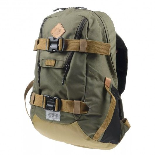 35737a378b ELEMENT sac à dos The Daily backpack technique de skate 85,00 € #skate…