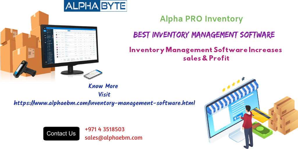 SMART INVENTORY SYSTEM - Our most experienced and proven