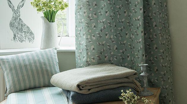 Fabrics - Milton & Manor - A Farmhouse Creation