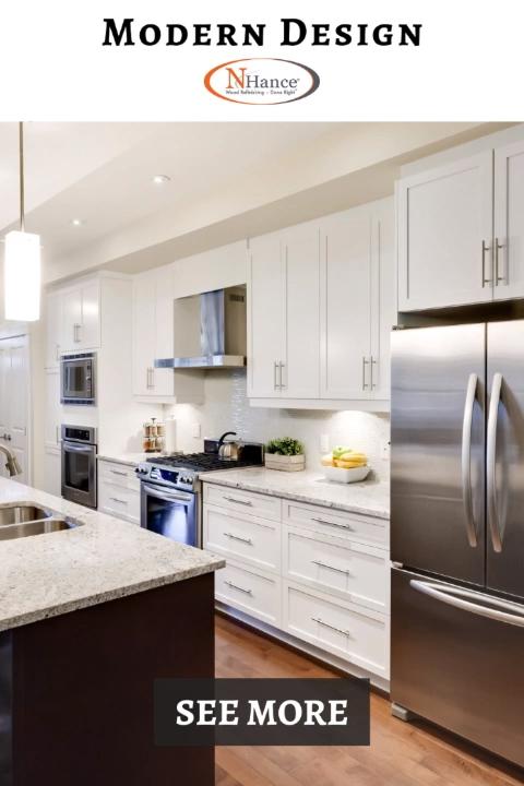 Cabinet Refinishing Ideas -   19 diy Kitchen decorating ideas