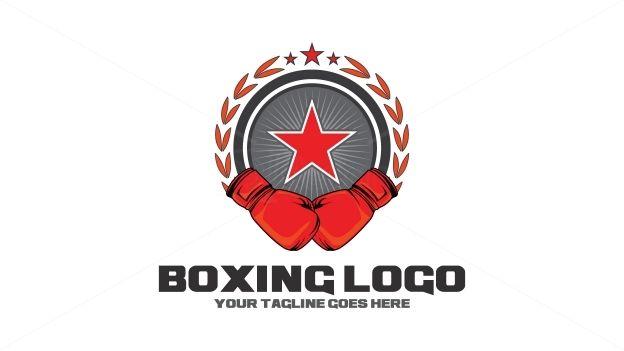 Boxing Logo on 99designs Logo Store