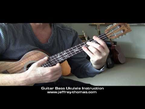 """Collbie Caillat """"I Do"""" Cute Pop Track! Proper chord voicings placed on the Ukulele. Intro, Verse, Chorus and Bridge notated with time markers. Strum pattern details demonstrated with metronome.  Notation for this lesson available at:  http://www.jeffrey-thomas.com  More lessons and webcam instruction details:  http://www.jeffrey-thomas.com"""