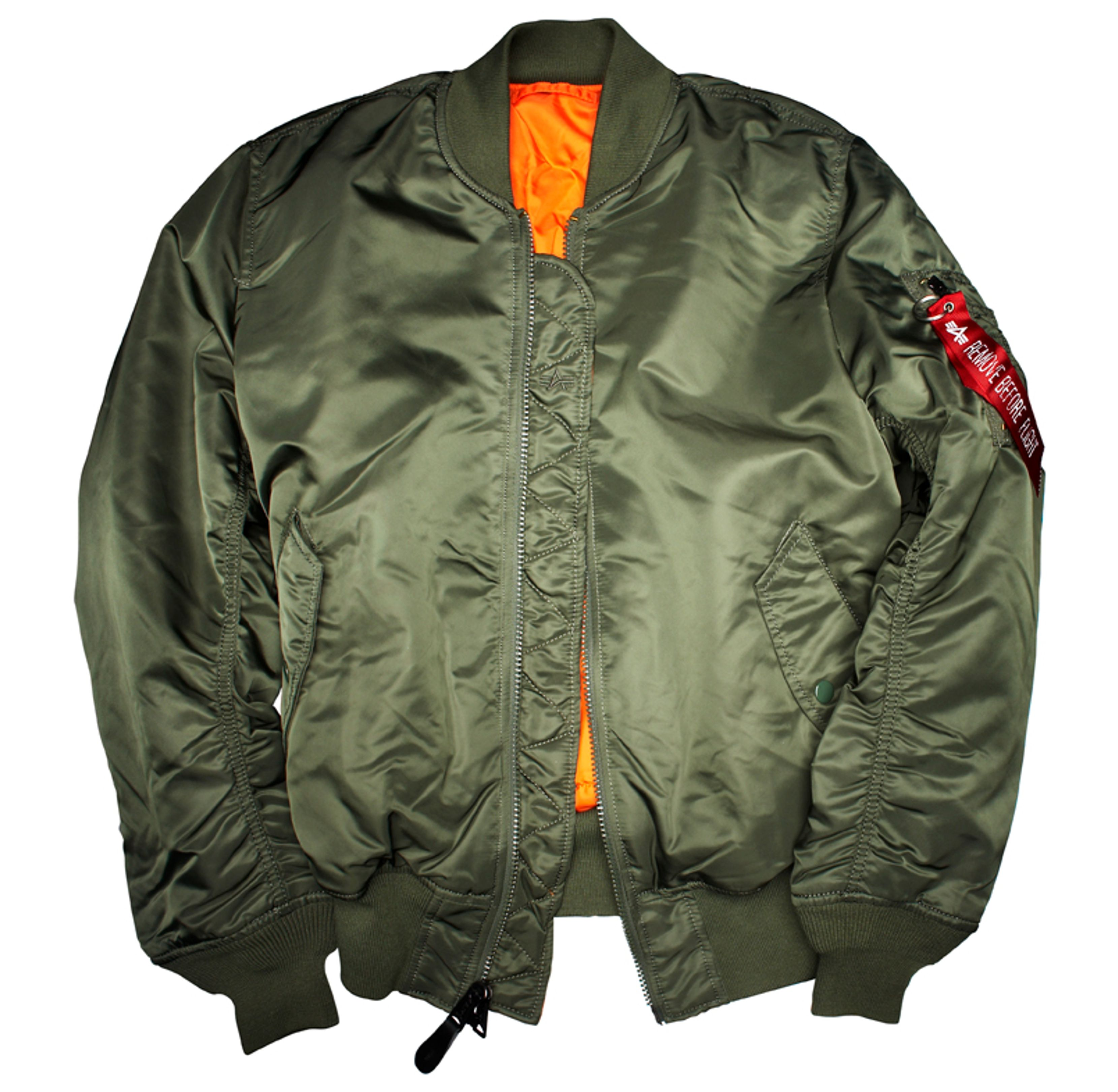MA1 Jacket The classic U.S. Air Force flight Jacket for