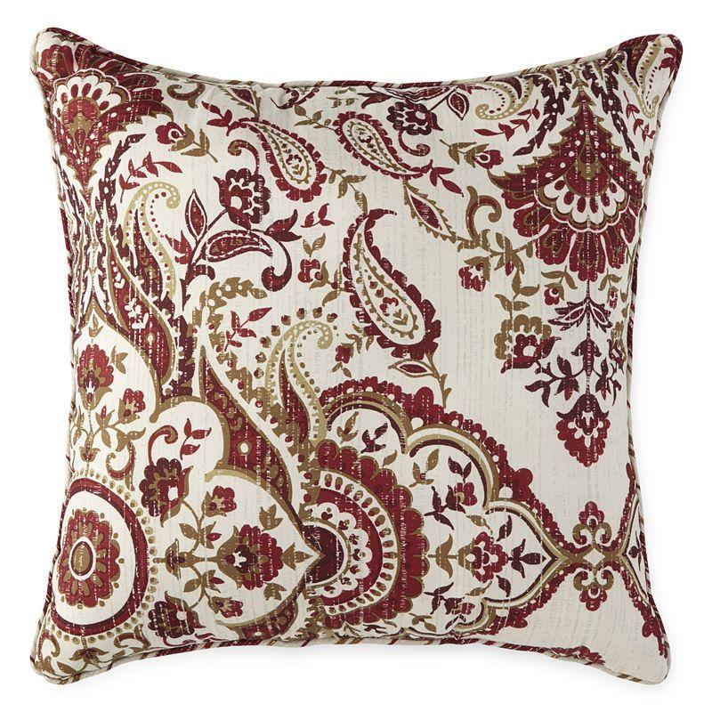 Home Decor Livorno Throw Pillow Cover
