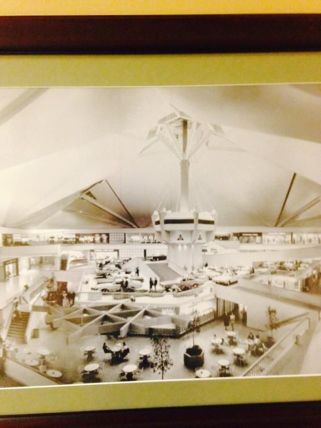 Completed) The original inside of Town East Mall | Mesquite