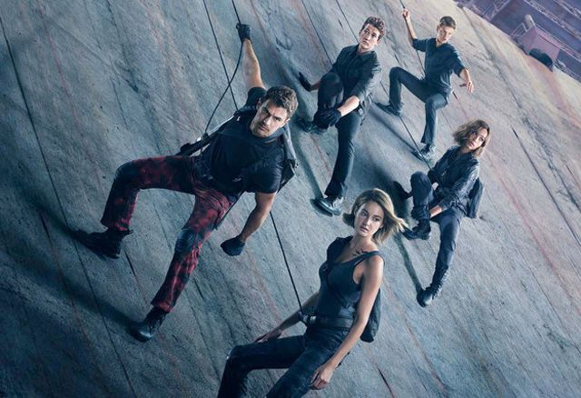 Guarda the divergent series allegiant streaming ita