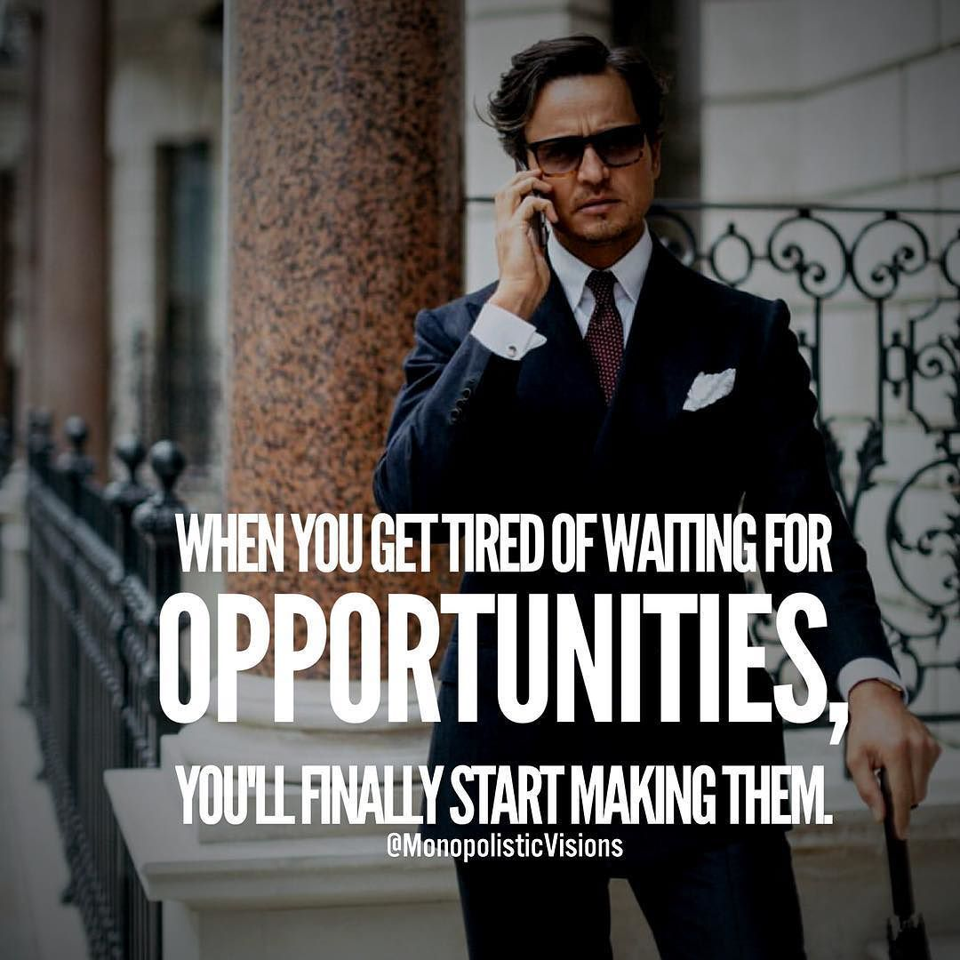 """I Used To Sit Around Waiting For Opportunities To Come My Way Until One Day I Gave Success a Call and Was Like """"Yo I'm Outside Where You At?  Alright Cool.  I'm On My Way.""""  When You Get Tired of Waiting For A Hand Out You'll Finally Make Amazing Things Happen In Your Life. Get Up.  Get Out. And Make Something of Yourself.  by Ed Zimbardi http://edzimbardi.com"""