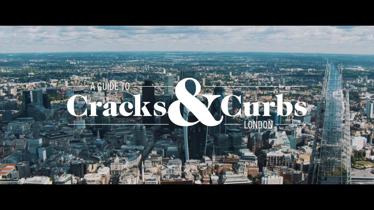 A Guide to Cracks & Curbs: London