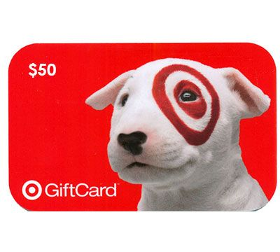 Win This Weeks Giveaway of the Day - A $50 Target e-Gift Card ...