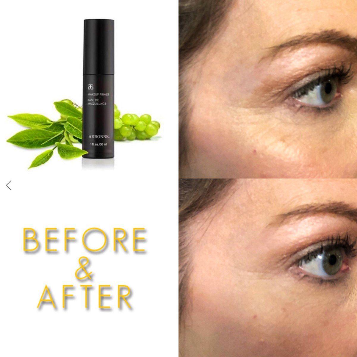 Fanmom Talks On Twitter Arbonne Makeup Makeup Primer Arbonne