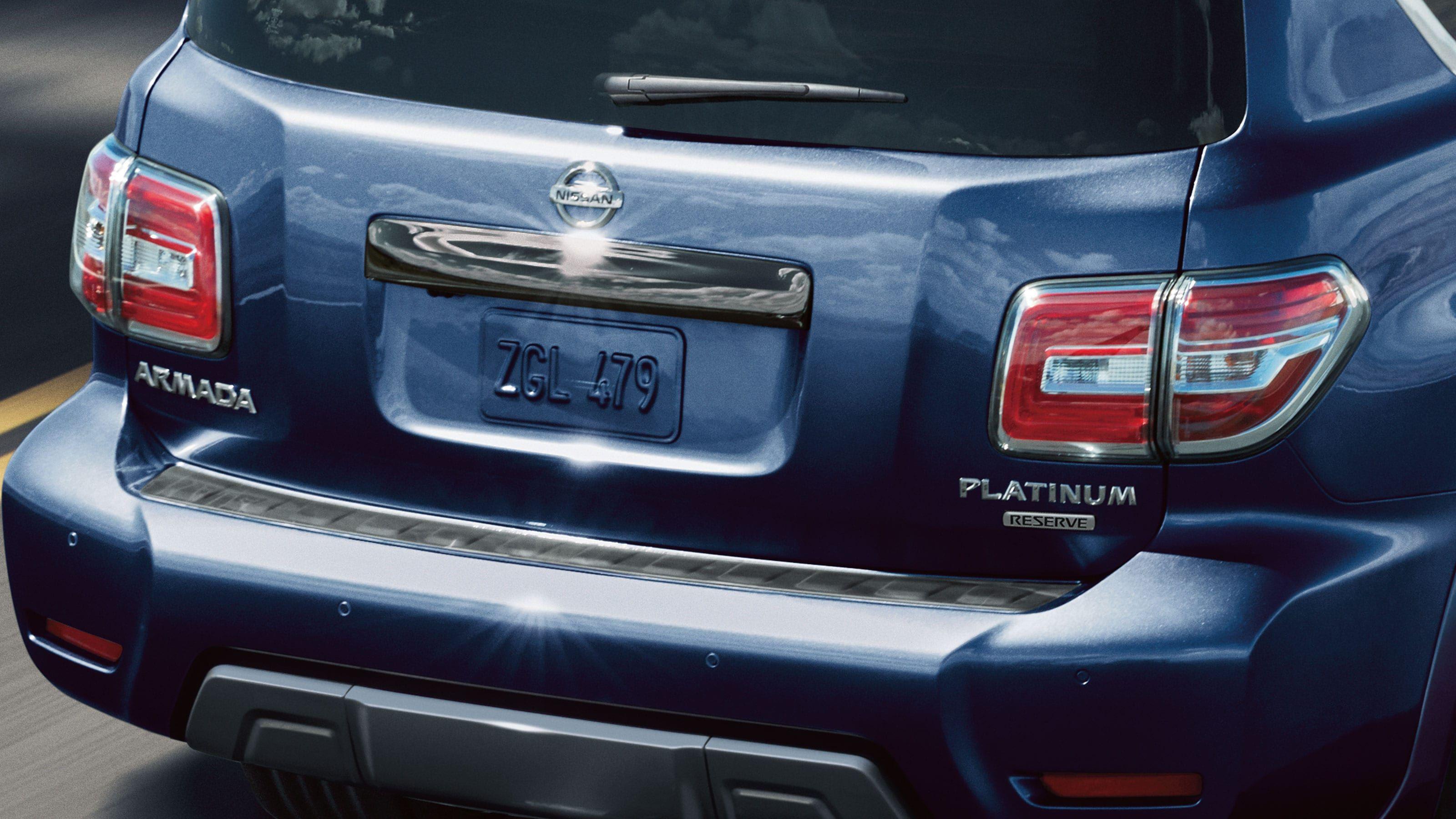 Console In 2020 Nissan Armada Armada Nissan