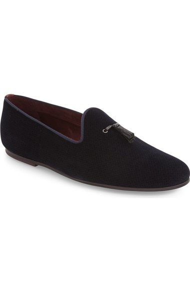 Men Ted Baker Cannan Shoes Navy