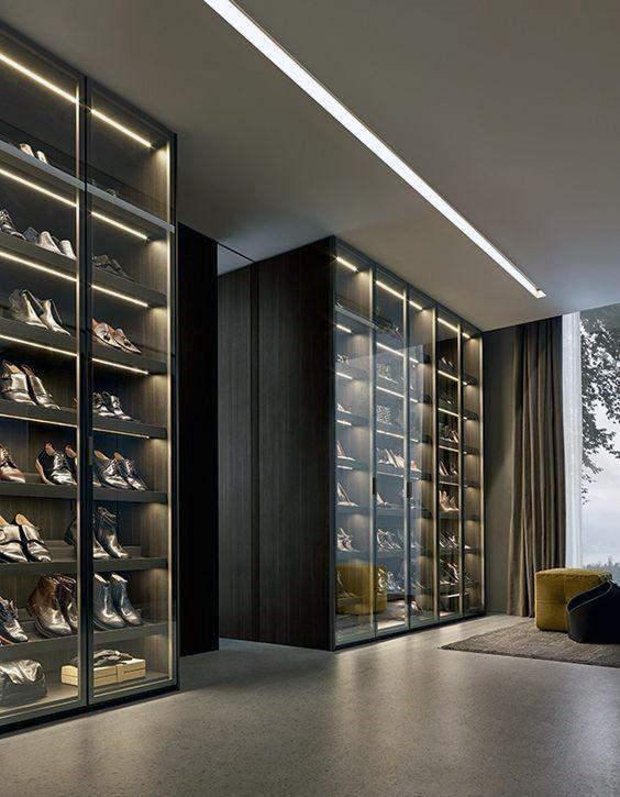Top 100 Best Closet Designs For Men Walk In Wardrobe