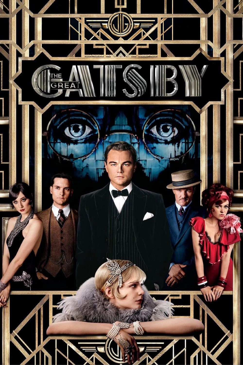 GATSBY. Baz Luhrmann is a genius. That really is all