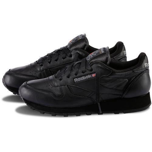 43c2860e0b928c Reebok Shoes Women s Classic Leather in Black Size 8.5 - Retro ...