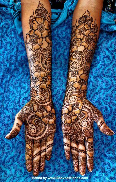 51+ Most Beautiful Bridal Mehndi Designs | Dulhan mehndi designs ...