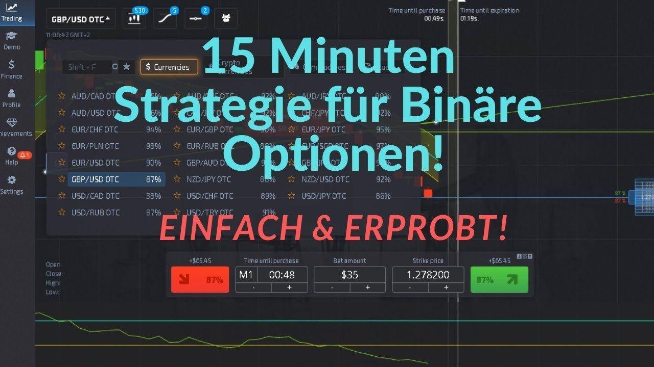Binäre optionen aktien mit kopf