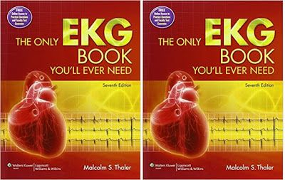 The Only Ekg Book You Ll Ever Need Pdf For Free Download One Of