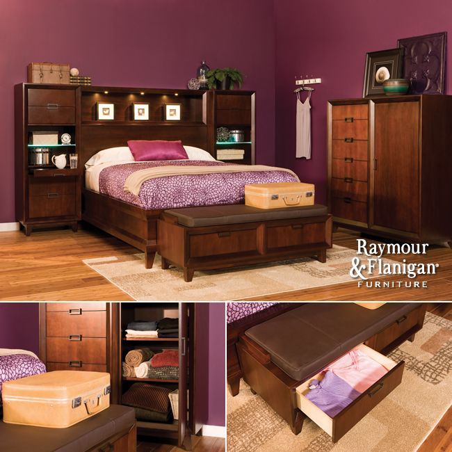 You Guest It  Why Don't You Stay The Night #raymourandflanigan Gorgeous Raymour And Flanigan Bedroom Sets Inspiration Design