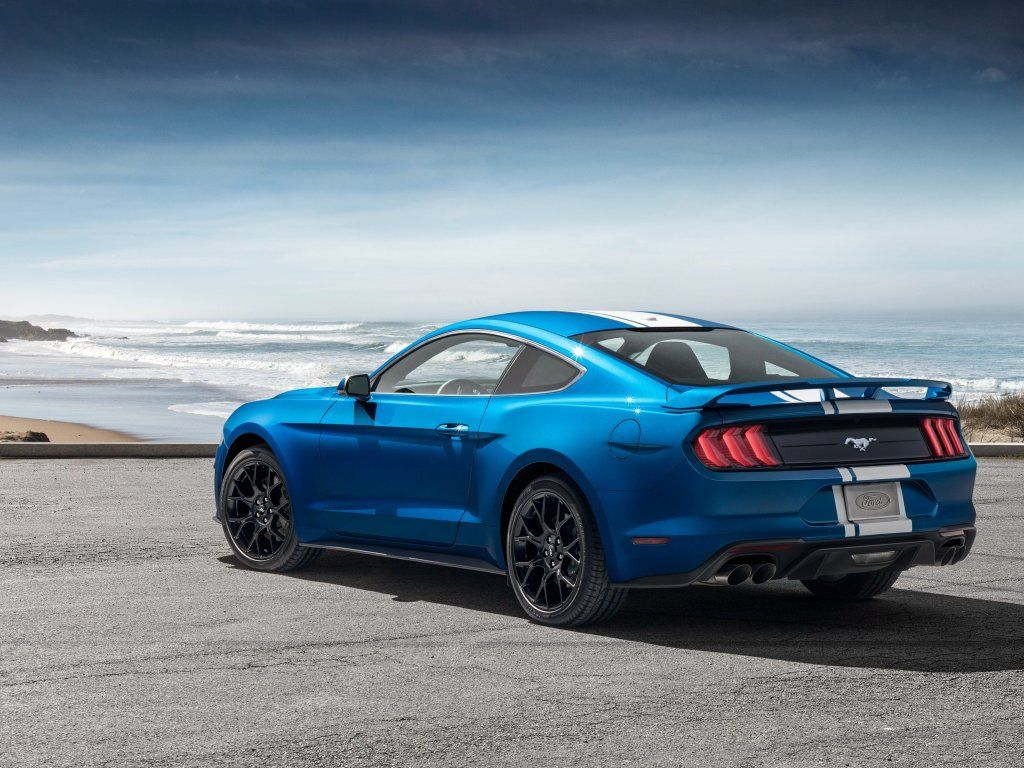 2018 Muscle Car Ford Mustang Ecoboost Performance Pack 1