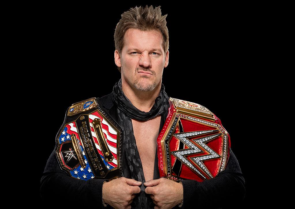 Chris Jericho Wwe Us And Universal Champ 2017 By Lunaticdesigner Chris Jericho Jericho Wwe Jericho