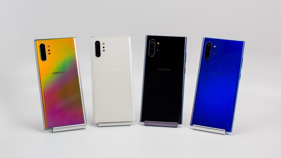 Galaxy Note 10 and Note 10 Plus look incredible