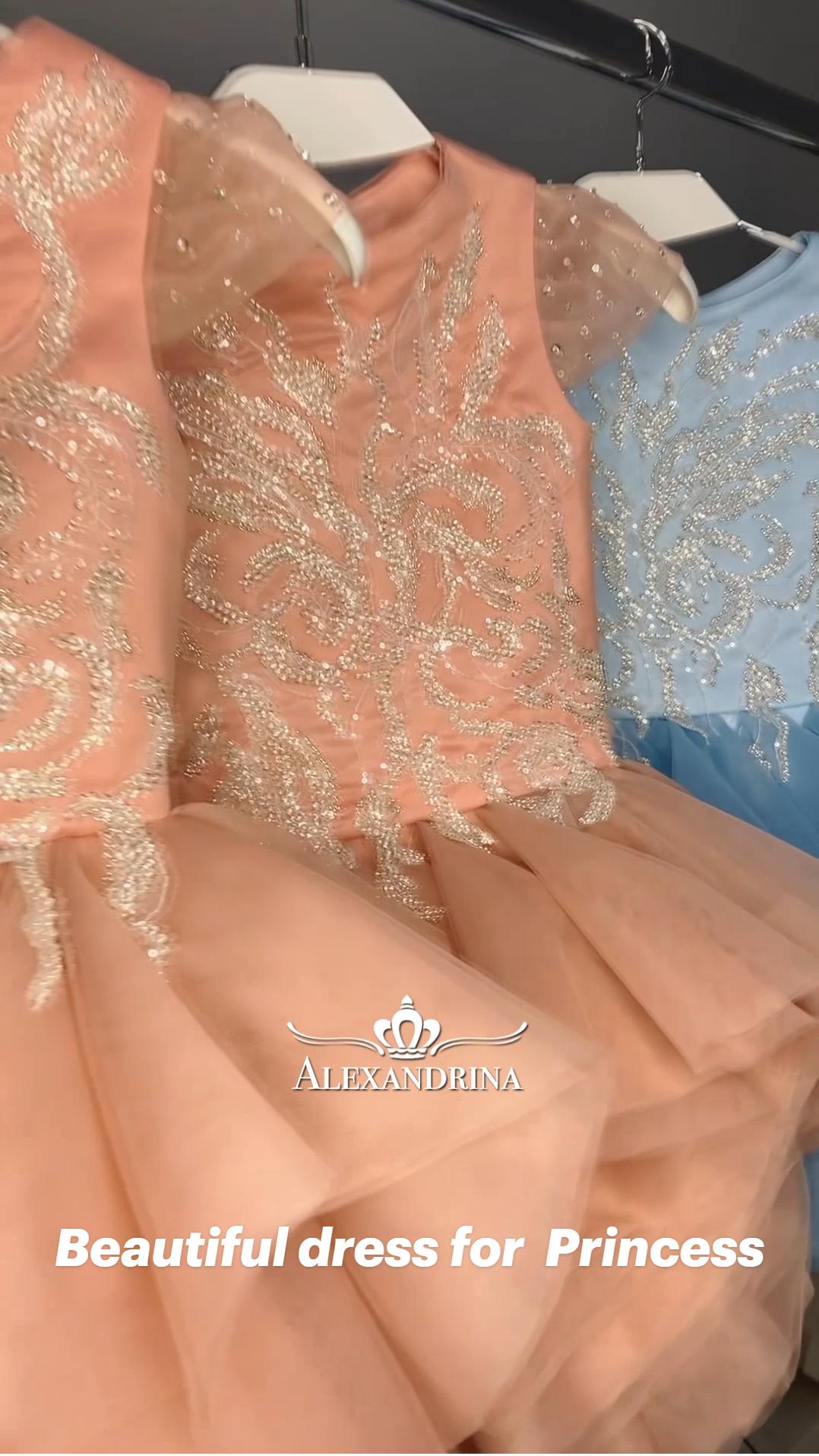 Beautiful dress for Princess