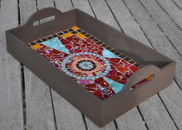 Mosaic Tile Craft Projects   Tile Design Ideas