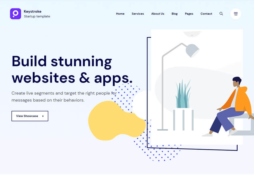 15 Best Software Company Website Templates 2021 Radiustheme Website Template Technology Website Templates Templates