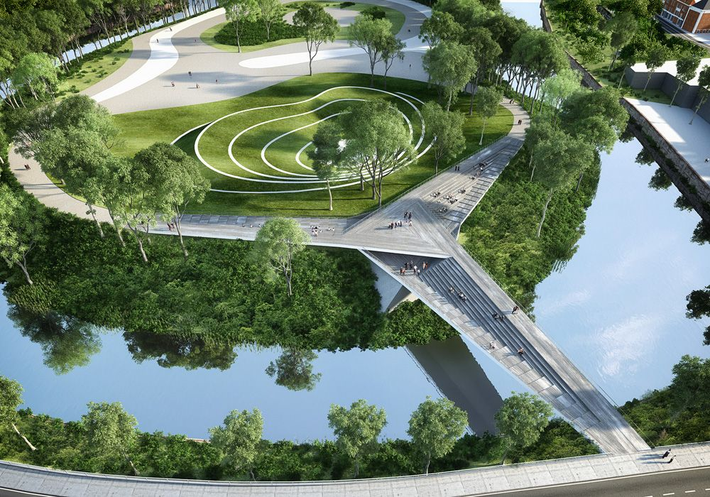 promenade bridge - Google'da Ara