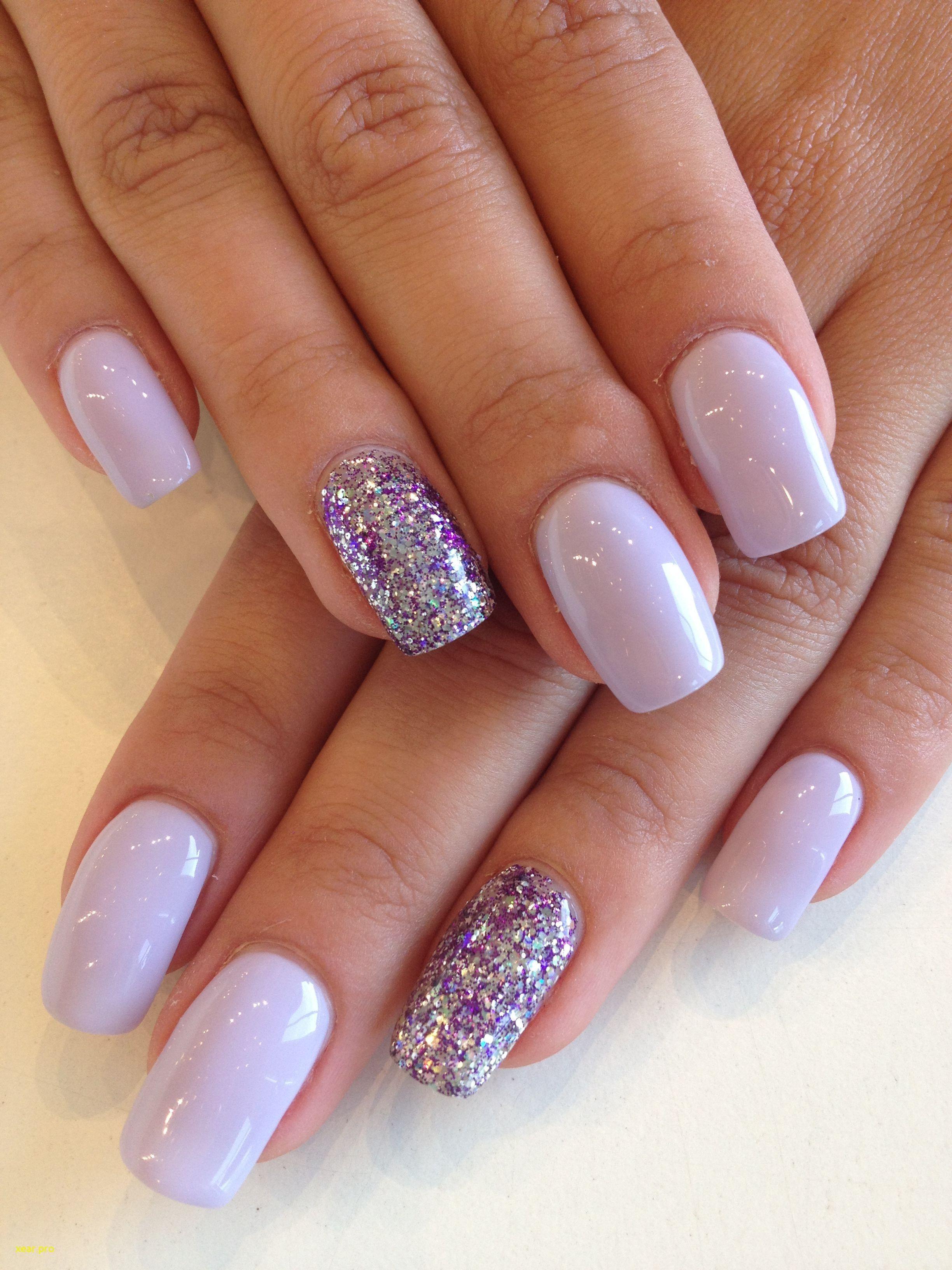 Fresh Nail Polish With Purple Dress Purple Nail Art Purple Nails Trendy Nails