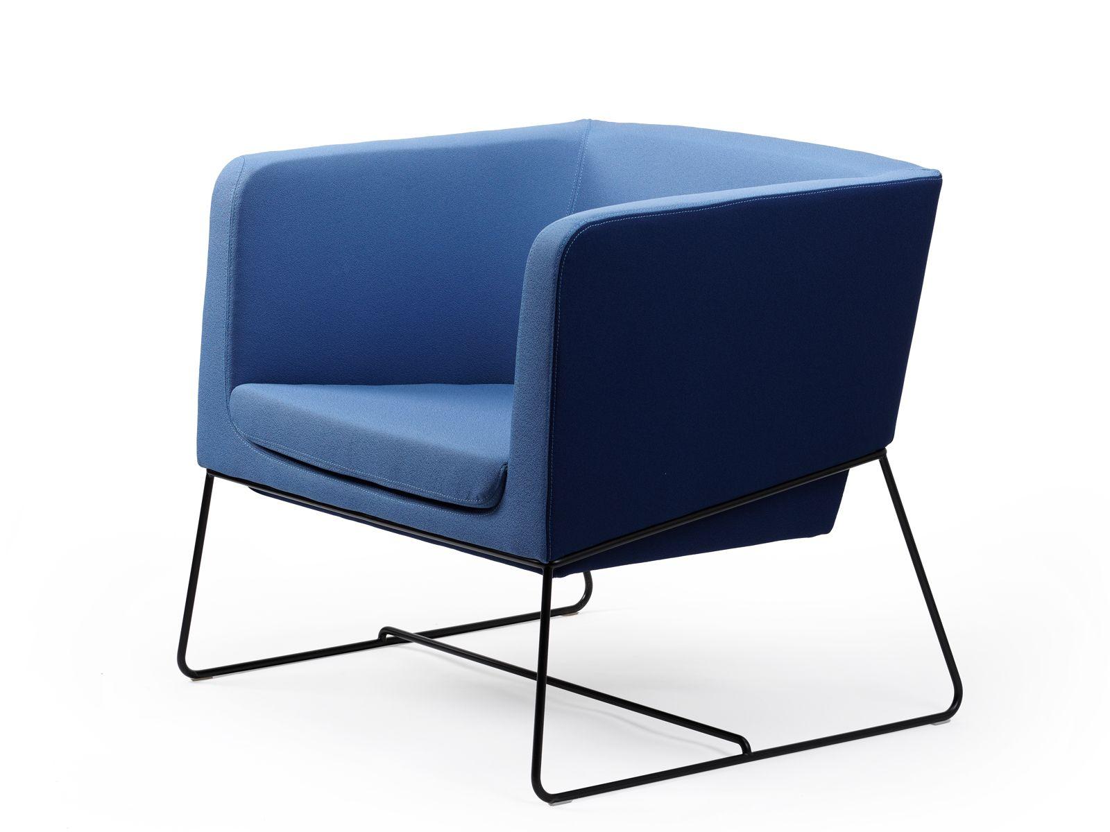 fauteuil bas luge rembourr avec accoudoirs collection. Black Bedroom Furniture Sets. Home Design Ideas