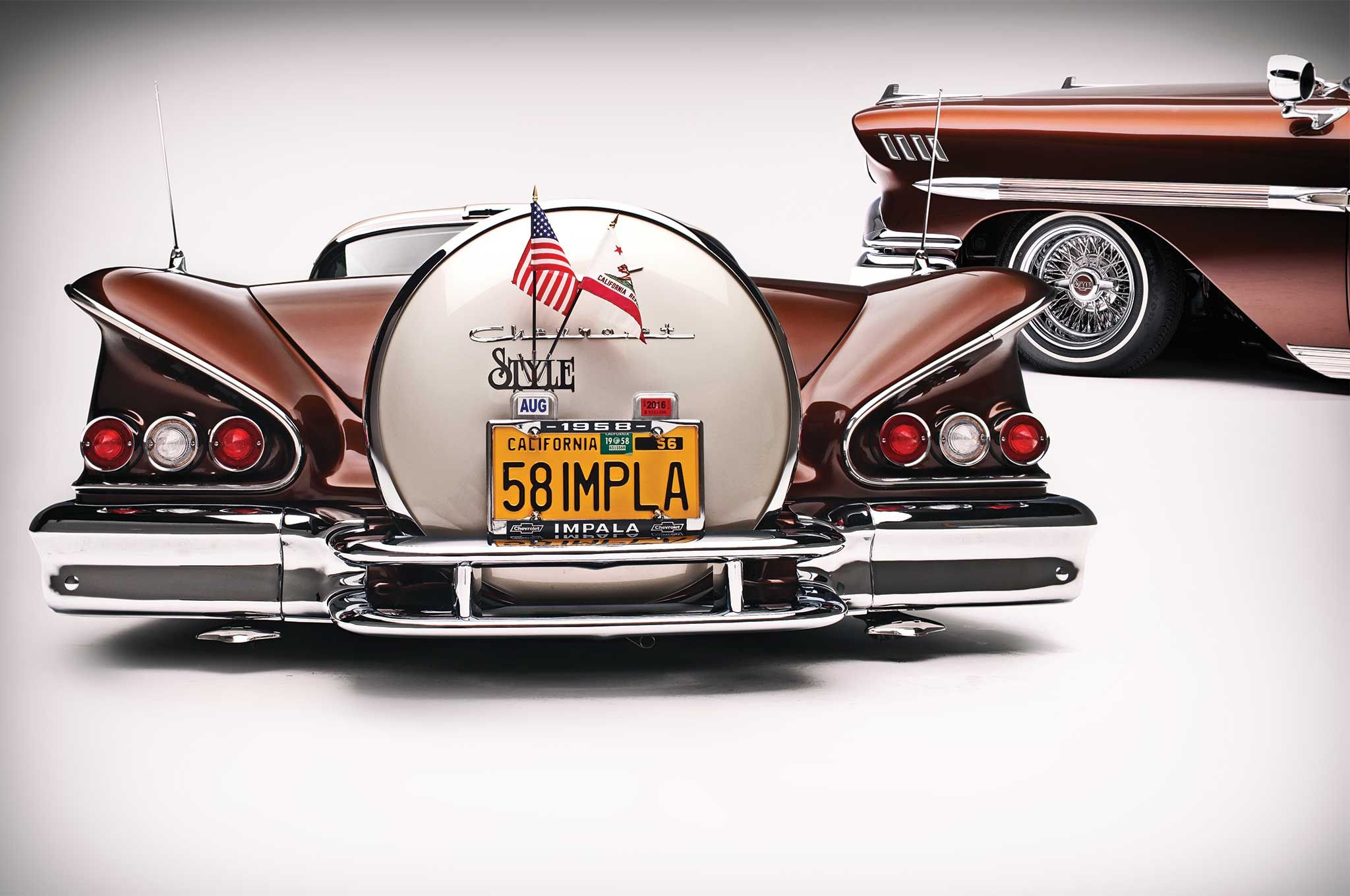 1958 chevrolet impala gentleman s style of a 58 lowrider