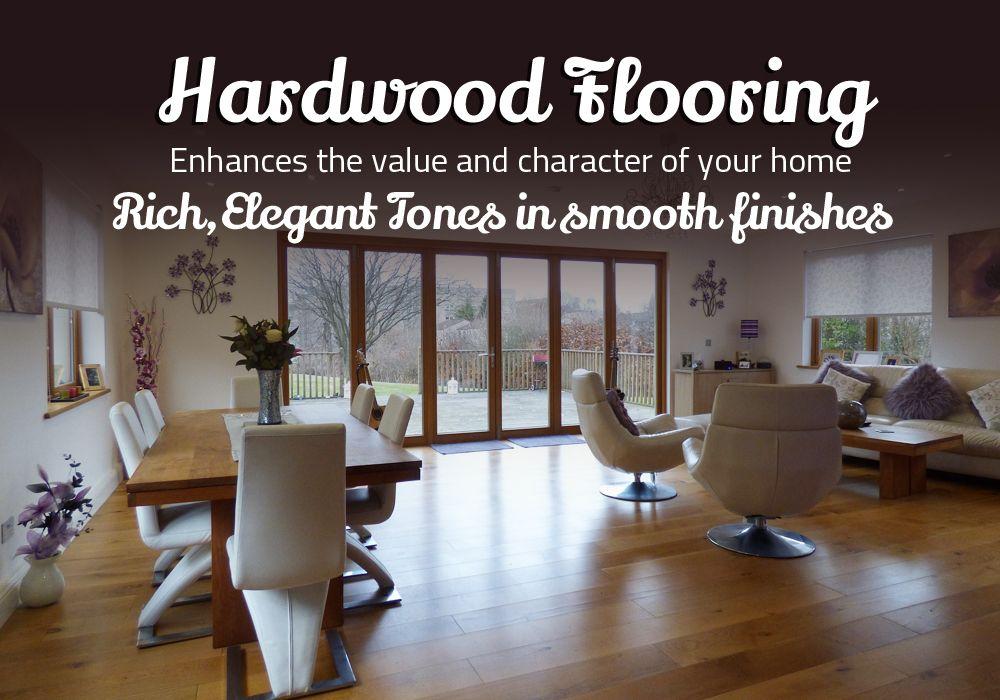 to Gracious Hardwood Flooring, Brampton's leading