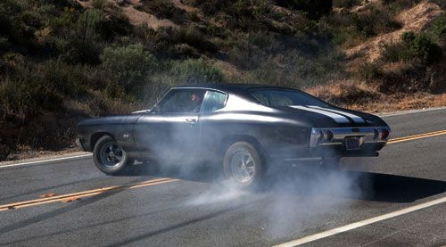 Faster (the movie) Chevelle SS - Chevrolet Chevelle Forums